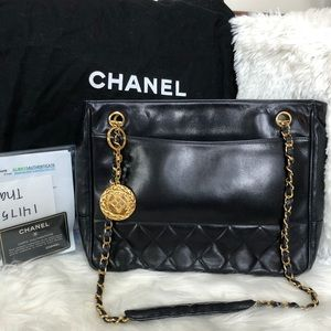 CHANEL VINTAGE KEY CHAIN NOT INCLUDED